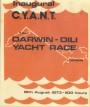 Darwin - Dili Yacht Race 1973
